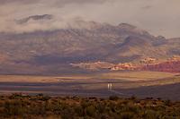 A Mountainous Scene