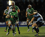 Connacht's Aly Muldowney in action during todays match<br /> Guiness Pro12<br /> Cardiff Blue v Connacht<br /> BT Sport Cardiff Arms Park<br /> 06.03.15<br /> &copy;Ian Cook -SPORTINGWALES