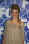 Heather Morris stars in GLEE as he attends the FOX 2010 Programming Presentation (Upfronts) Post-Party on May 18, 2010 at Wollman Rink in Central Park, New York City, New York.  (Photo by Sue Coflin/Max Photos)