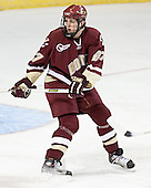 Andrew Orpik - The Boston College Eagles defeated the Miami University Redhawks 5-0 in their Northeast Regional Semi-Final matchup on Friday, March 24, 2006, at the DCU Center in Worcester, MA.