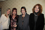 Jackie Zeman & sister Carol and Louise Sorel & sister Mishka - The Jane Elissa Extravaganza 2014 - 19 years on November 17, 2014 which benefits the Jane Elissa/Charlotte Meyer Endowment Fund which raises revenue that directly supports the research programs of the Leukemia/Lymphoma Society. The grant goes to an individual researcher.  (Photo by Sue Coflin/Max Photos)