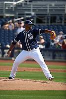 Luis Diaz - San Diego Padres 2016 spring training (Bill Mitchell)