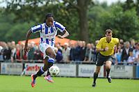 VOETBAL: DE KNIPE: Read Swart-complex, 21-07-2012, Oefenwedstrijd SC Heerenveen - K. Beerschot AC, Arsenio Valpoort (#29), ©foto Martin de Jong