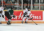 WINKLER, MB– Nov 6 2019: Game 5 - Team Atlantic v Team Saskatchewan during the 2019 National Women's Under-18 Championship at the Winkler Arena in Winkler, Manitoba, Canada. (Photo by Matthew Murnaghan/Hockey Canada Images)