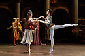 London, UK. 12.06.2018. Birmingham Royal Ballet present Sergei Prokofiev's ROMEO AND JULIET, with choreography by Kenneth MacMillan. Lighting design is by John B. Read and set and costume design by Paul Andrews. Picture shows: Photograph © Jane Hobson.