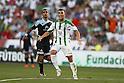 "Football/Soccer: Spanish Primera Division ""Liga BBVA"" - Cordoba CF 1-1 Celta de Vigo"