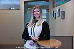 Emily Anderson of DOWL Engineering in the Anchorage, AK offfice.