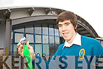 Competition: Michael Grimes, Mercy Mounthawk who Represented Kerry in the European Union Science Olympiad (EUSO)..