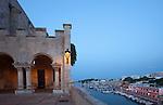 Rathaus, Plaza des Born, Ciutadella, Menorca