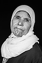 Adule Imam Sheik Muhamad, 60, from Kabajuk village of Kobani. &quot;I didn't want the tattoos,&quot; she says, &quot;because it was very painful, but when I saw the results, I liked it.&quot; <br /> &quot;In our time, it was said to be beautiful, but not anymore.&quot;