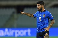 20200905 Calcio Italia Bosnia Nations League