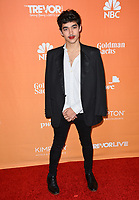 Ben J. Pierce at the 2017 TrevorLIVE LA Gala at the beverly Hilton Hotel, Beverly Hills, USA 03 Dec. 2017<br /> Picture: Paul Smith/Featureflash/SilverHub 0208 004 5359 sales@silverhubmedia.com