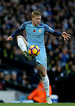 Kevin De Bruyne of Manchester City during the Premier League match at the Etihad Stadium, Manchester. Picture date: November 5th, 2016. Pic Simon Bellis/Sportimage