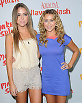 Makenzie Vega and Alexa Vega attends The Aquafina FlavorSplash Launch held at Sony Pictures Studios  in Culver City, California on October 15,2012                                                                               © 2013 Hollywood Press Agency