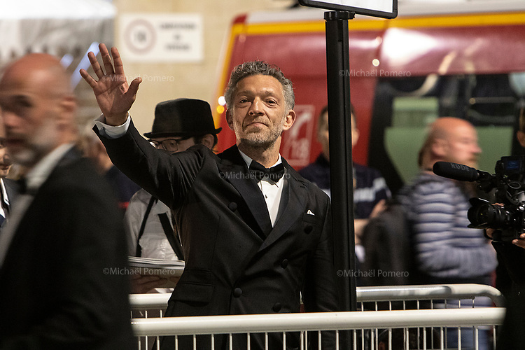 25 Mai 2019 Cannes<br /> <br /> Vincent Cassel a la soirée de l'Agora après la remise des prix du festival du film.<br /> <br /> Vincent Cassel at the Agora evening after the film festival awards ceremony