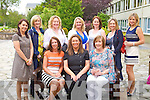 BEAUTY AFFAIR: Enjoying a great time the Beauty Affair Experience at the Earl of Desmond hotel on Thursday seated l-r: Morna O'Halloran, Norma Enright (Beauty Affairs, Tralee) and Eilish Dore. Back l-r: Mary O'Shea, Christine O'Sullivan, Deborah O'Flynn, Eileen Davies, Bernie Boyle and Lisa Rice.