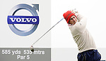 SUZHOU, CHINA - APRIL 15:  Gonzalo Fernandez-Castano of Spain tee off on the 9th hole during the Round One of the Volvo China Open on April 15, 2010 in Suzhou, China. Photo by Victor Fraile / The Power of Sport Images