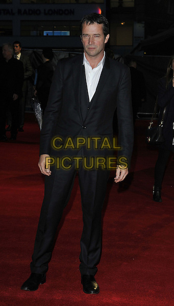 LONDON, ENGLAND - OCTOBER 17: James Purefoy attends the &quot;A Little Chaos&quot; Love gala screening, 58th LFF day 10, Odeon West End cinema, Leicester Square, on Friday October 17, 2014 in London, England, UK. <br /> CAP/CAN<br /> &copy;Can Nguyen/Capital Pictures