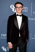 LONDON, UK. October 09, 2018: Isaac Hempstead Wright arriving for the 2018 IWC Schaffhausen Gala Dinner in Honour of the BFI at the Electric Light Station, London.<br /> Picture: Steve Vas/Featureflash