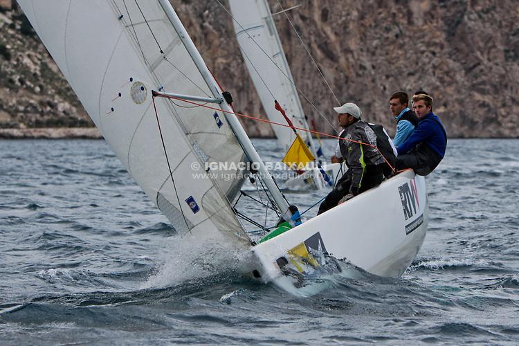 XVI Gran Premio CAM Liga de Vela de Match Race. Real Club Náutico de Calpe.