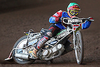 Tomasz Jedrzejak of Lakeside - Coventry Bees vs Lakeside Hammers - Craven Shield Final 2nd Leg at Brandon, Coventry - 24/10/08 - MANDATORY CREDIT: Rob Newell/TGSPHOTO