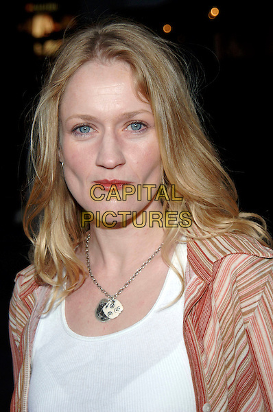 "PAULA MALCOMSON.HBO presents the Fifth Season Premiere of ""Six Feet Under"" at Grauman's Chinese Theatre, Hollywood, .California, USA, May 17th 2005..portrait headshot.Ref: ADM.www.capitalpictures.com.sales@capitalpictures.com.©J.Wong/AdMedia/Capital Pictures."