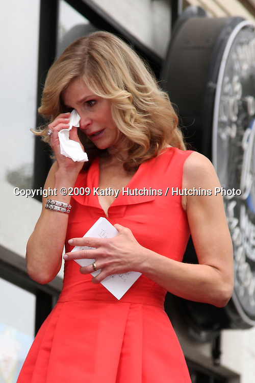 Kyra Sedgwick at the presentation of a Star on the Hollywood Walk of Fame to Kyra Sedgwick  in Hollywood , CA on June 8, 2009 .©2009 Kathy Hutchins / Hutchins Photo.