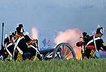 200 Years - Reenactment of the Waterloo battle
