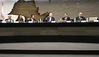 ATENÇÃO EDITOR: FOTO EMBARGADA PARA VEÍCULOS INTERNACIONAIS. - SAO PAULO, SP, 23 DE OUTUBRO 2012 - ENCONTRO NA FIESP COM CANDIDATOS À PRESIDÊNCIA DA ORDEM DOS ADVOGADOS-SP Federação das Indústrias promove encontro com os candidatos à presidência da Ordem dos Advogados do Brasil (OAB), seção São Paulo. A finalidade é possibilitar que os quatro concorrentes apresentem suas propostas aos empresários e advogados de empresas associadas ao CIESP/FIESP.Nesta terça 23. (FOTO:  LEVY RIBEIRO / BRAZIL PHOTO PRESS).