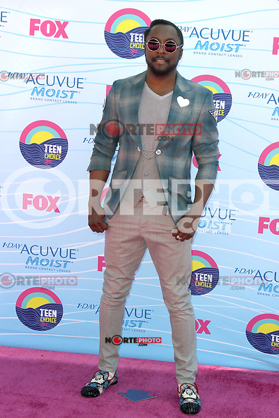 UNIVERSAL CITY, CA - JULY 22: Will.i.am at the 2012 Teen Choice Awards at Gibson Amphitheatre on July 22, 2012 in Universal City, California. &copy; mpi28/MediaPunch Inc. /NortePhoto.com*<br />