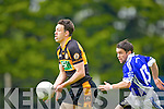 Shannon Rangers in action against  Austin Stacks in the First Round of the Kerry Senior Football Championship at O'Rahilly Park Ballylongford on Sunday.