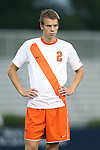 20 September 2013: Syracuse's Oyvind Alseth (NOR). The Duke University Blue Devils hosted the Syracuse University Orangemen at Koskinen Stadium in Durham, NC in a 2013 NCAA Division I Men's Soccer match. Syracuse won the game 2-1.