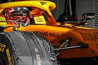 #55 CARLOS SAINZ JR (ESP) MCLAREN F1 TEAM MCLAREN RENAULT