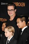 Unbroken - Los Angeles Premiere 12-15-14
