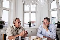 Jørn Jespersen og Henrik Frandsen
