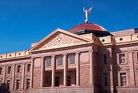 Exterior of State Capitol building, Phoenix, Arizona