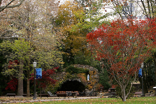 Grotto in Autumn, 2007