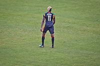 Carson, California - Sunday, Aug. 31, 2014: The LA Galaxy defeated Chivas USA 3-0 during the SuperClasico and a Major League Soccer (MLS) match at StubHub Center stadium.