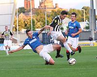 St Mirren v Rangers Under 20's 100913