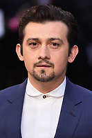 "LONDON, UK. April 29, 2019: Craig Roberts arriving for the ""TOLKIEN"" premiere at the Curzon Mayfair, London.<br /> Picture: Steve Vas/Featureflash"