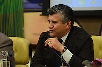 SAO PAULO, 06 DE JUNHO DE 2012 - SOLENIDADE 16 MES ORGULHO LGBT - vereador Italo Cardoso em solenidade do 16 mes do orgulho LGBT, na Camara Municipal de Sao Paulo, regiao central, na noite desta quarta feira.  FOTO: ALEXANDRE MOREIRA - BRAZIL PHOTO PRESS