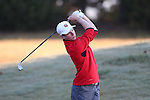 30 October 2016: Liberty University's Kieran Vincent (ZIM). The First  and Second Rounds of the 2016 Bridgestone Golf Collegiate NCAA Men's Golf Tournament hosted by the University of North Carolina Greensboro Spartans was held on the West Course at the Grandover Resort in Greensboro, North Carolina.
