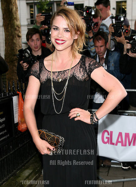 Billie Piper arriving for the 2010 Glamour Awards, Berkeley Square, London. 08/06/2010  Picture by: Alexandra Glen / Featureflash