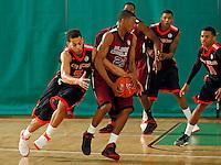 April 10, 2011 - Hampton, VA. USA;  Chris Leppanon participates in the 2011 Elite Youth Basketball League at the Boo Williams Sports Complex. Photo/Andrew Shurtleff