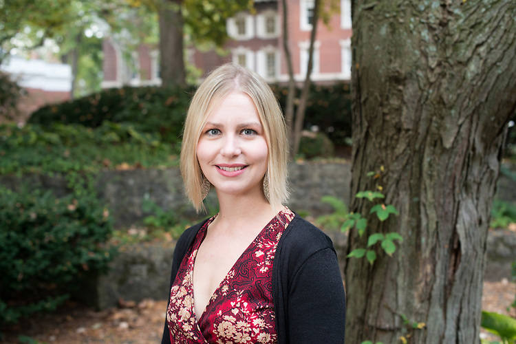 Jennifer Pullen, English Faculty, College of Arts and Sciences