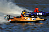 1-US and 21-S    (outboard runabouts)