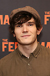 """Fra Fee attends the Meet the Broadway cast of """"The Ferryman"""" during the press photo call on October 4, 2018 at Sardi's in New York City."""