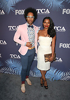 WEST HOLLYWOOD, CA - AUGUST 2: Jonathan Fernandez, Keesha Sharp, at the FOX Summer TCA All-Star Party At SOHO House in West Hollywood, California on August 2, 2018. <br /> CAP/MPI/FS<br /> &copy;FS/MPI/Capital Pictures
