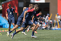 USMNT Training, June 21, 2019