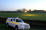 Rescue 116 lands at GAA grounds 03/01/2015